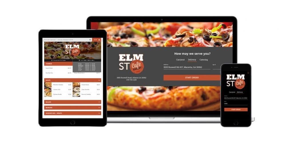 Streamline Business Online Ordering Taking Orders