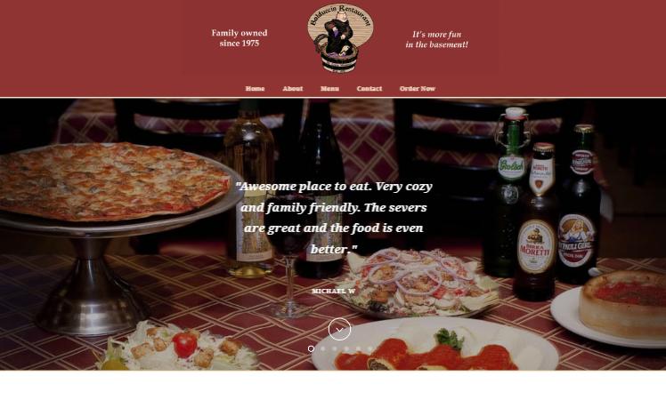 web designer Balducci's st louis