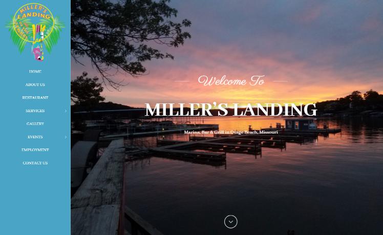 website developer Miller's Landing st louis