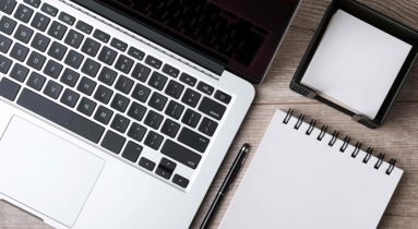 Website Design Streamline Business Home Page